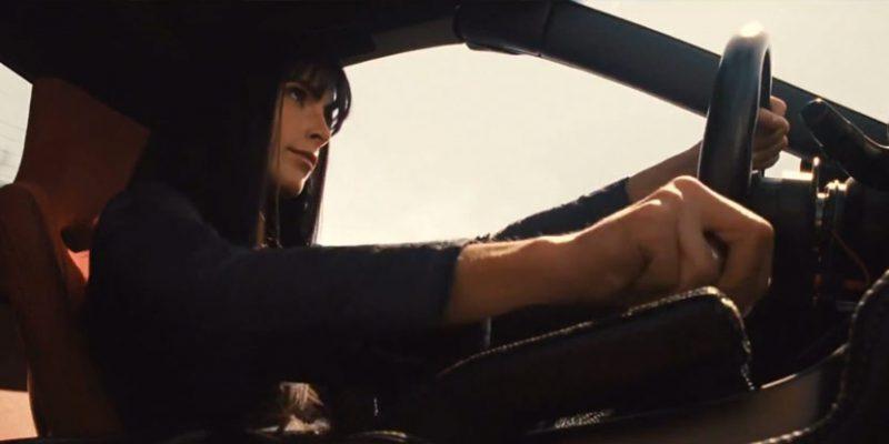 Jordana Brewster's Acura NSX in Fast & Furious