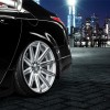 Acura TL on Vossen VVSCV4 Wheels