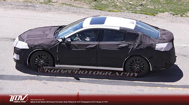2017 Acura Tlx Prototype
