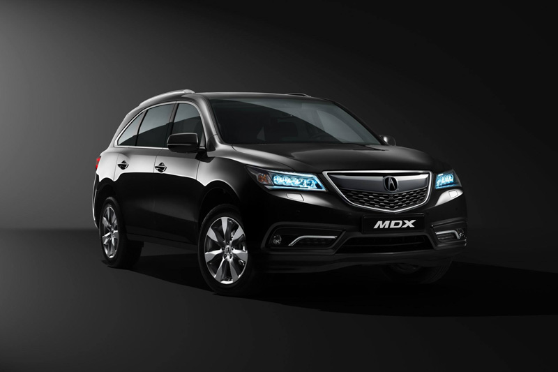 Rdx 2013 vs 2014 2014 Mdx And The 2014 Rdx