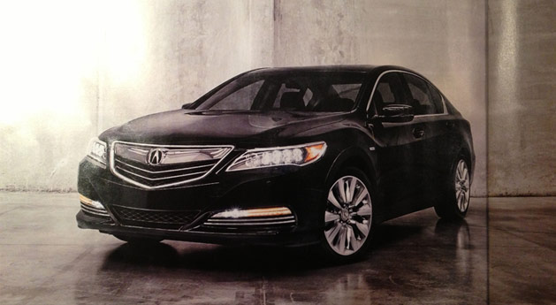 snapshot acura rlx sport hybrid sh awd acura connected. Black Bedroom Furniture Sets. Home Design Ideas