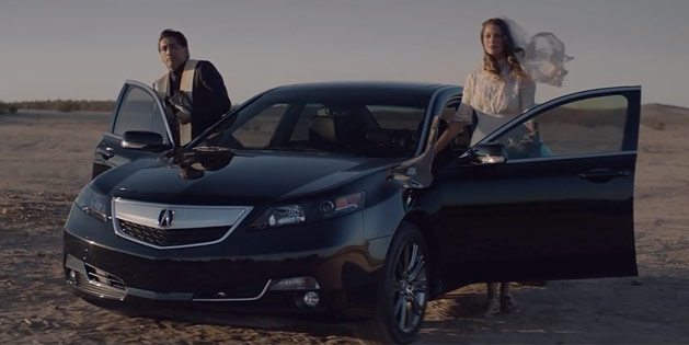 Acura TL-SE Commercial: Best Kept Secret