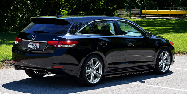 Acura ILX Wagon – Acura Connected