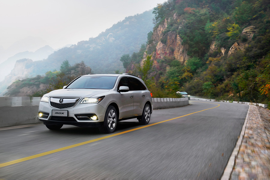 Gallery: Acura China's 2014 MDX – Acura Connected