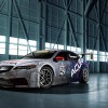 The 2015 Acura TLX GT Race Car