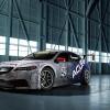 The 2015 Acura TLX GT Race Car