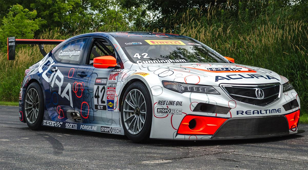 Acura Tsx Race Car For Sale