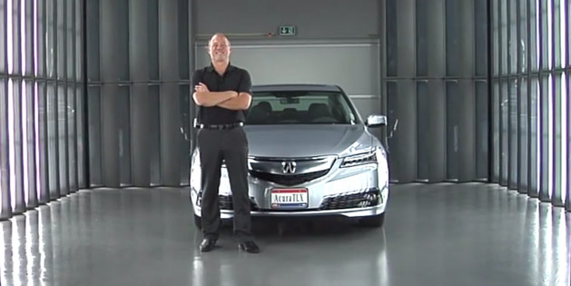 Video: Acura Executive Outlines Plan for TLX
