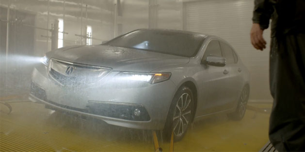 2015 Acura TLX - My Way