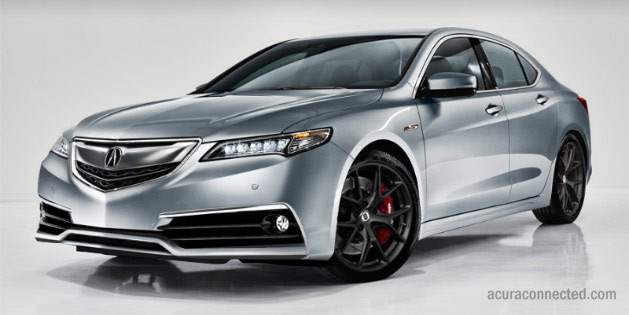 2016 Acura Tlx Manual >> Rendered: Acura TLX Type-S – Acura Connected