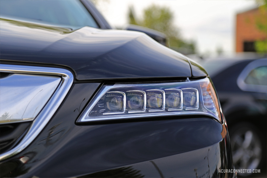 Gallery: 2015 Acura TLX with Accessories – Acura Connected