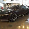 Acura Sedan Design Study - Honda Heritage Center