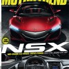 2016 Acura NSX - Motor Trend Magazine March 2015