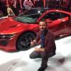 Acura NSX, Tyson Hugie