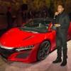 Ludacris 2016 Acura NSX