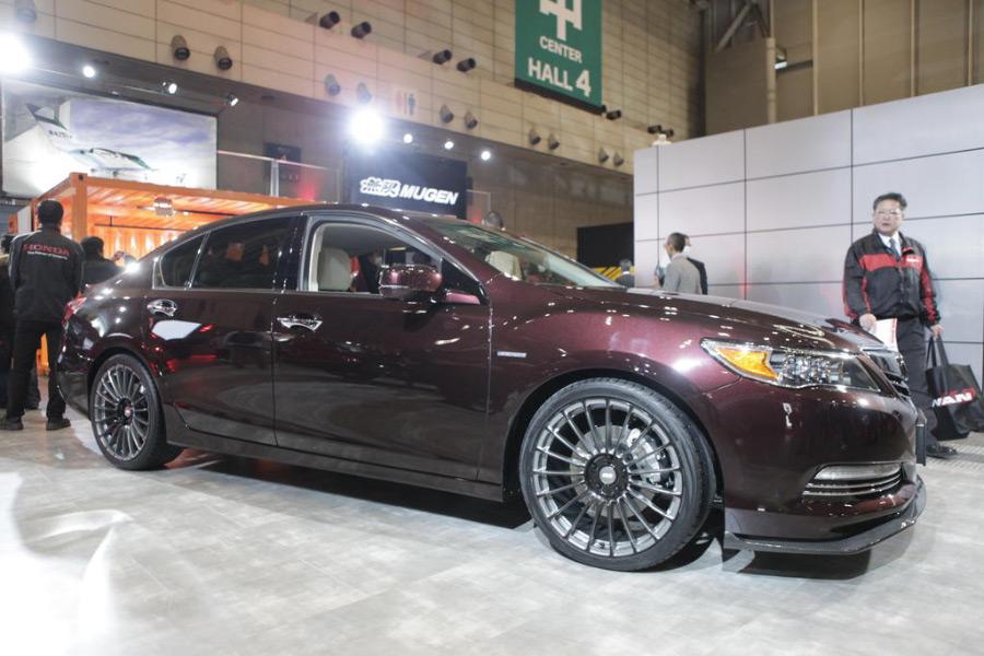 Gallery: MUGEN Honda Legend at the 2015 Tokyo Auto Salon ...