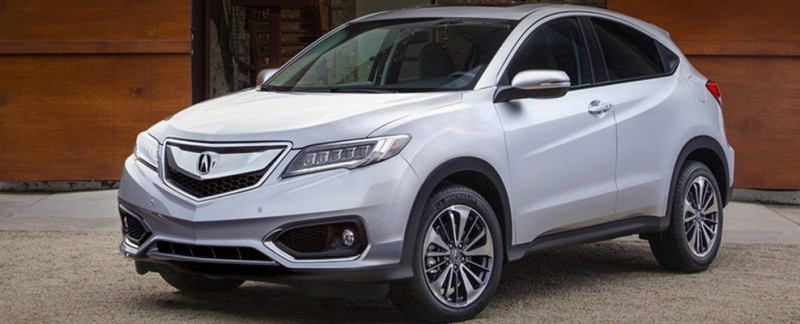 Rendered: Acura CDX Crossover – Acura Connected