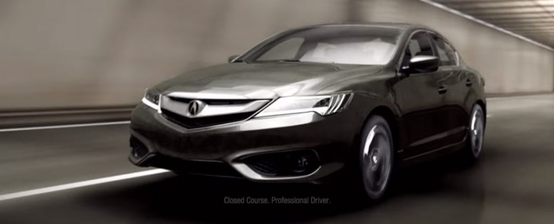 2016 Acura ILX Commercial