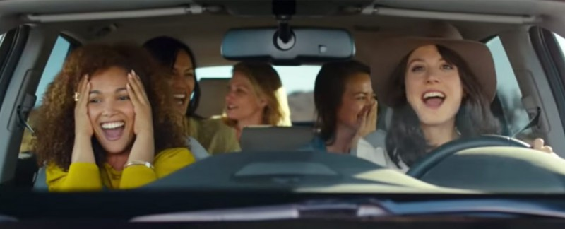 2016 Acura MDX Commercial