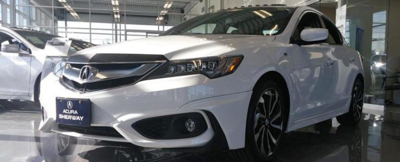 2016 Acura ILX A-SPEC Aero Kit