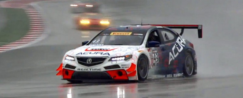 RealTime Racing Acura TLX GT