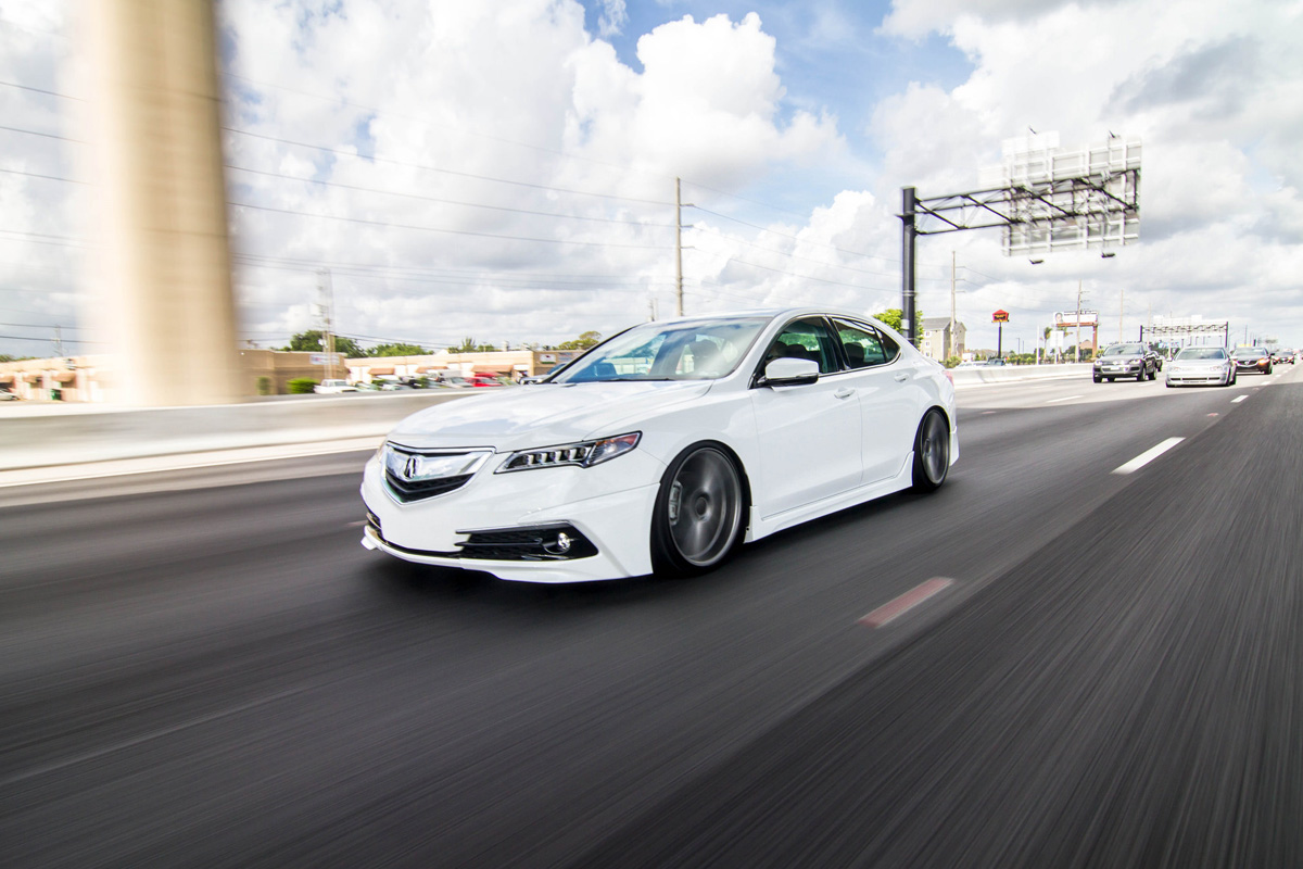 2015 Acura TLX | Acura Connected | Page 2