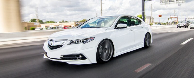Snapshot: Rolling 2015 Acura TLX – Acura Connected