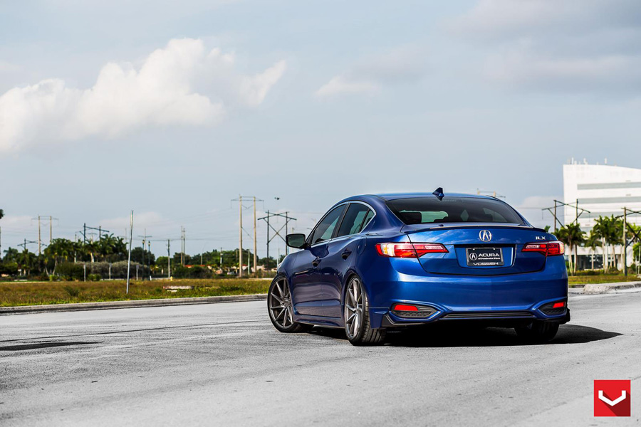 Gallery: 2016 Acura ILX On Vossen CVT Wheels