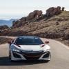 Acura NSX Pace Car Climbs Pikes Peak