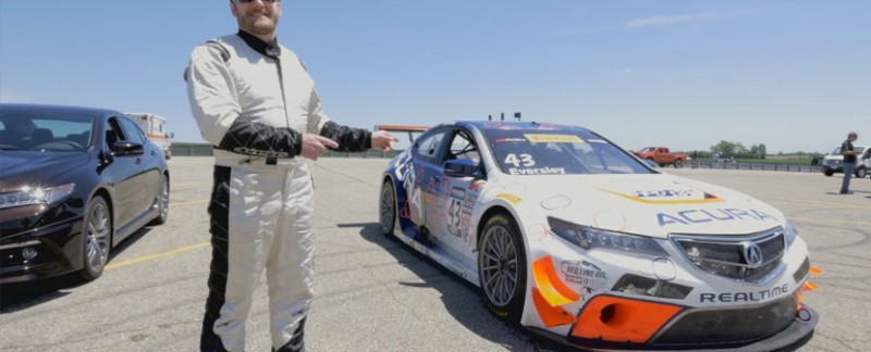 Autoblog Test Drives the Acura TLX GT