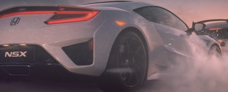 Video: Honda Ignition NSX