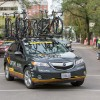 Optum Pro Cycling Acura RDX at Tour of Alberta Edmonton