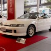 1995 Honda Integra Type-R. Honda Welcome Plaza Aoyama, Tokyo.