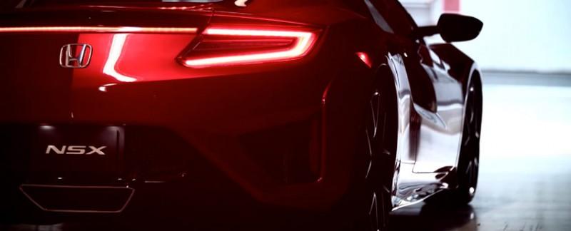 2017 Acura Honda NSX Suzuka Circuit Footage