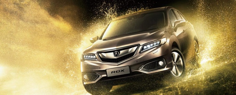 Acura China's 2016 Acura RDX