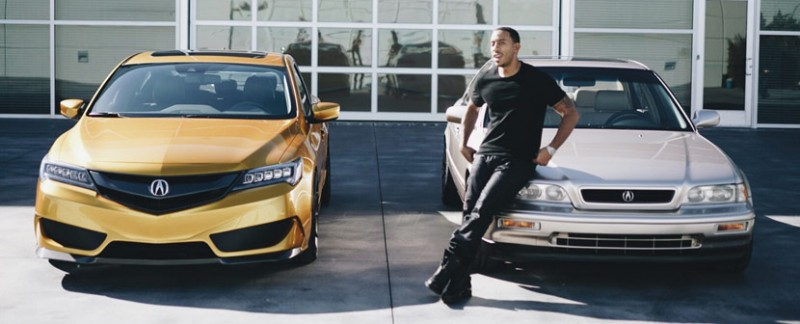 """1993 Acura """"Ludacris Legend."""""""