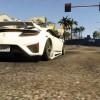 GTA V Mod - 2017 Acura NSX