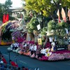"Honda's ""Nature's Hope"" Float at the 2016 Rose Parade. Photo by Honda via Twitter"