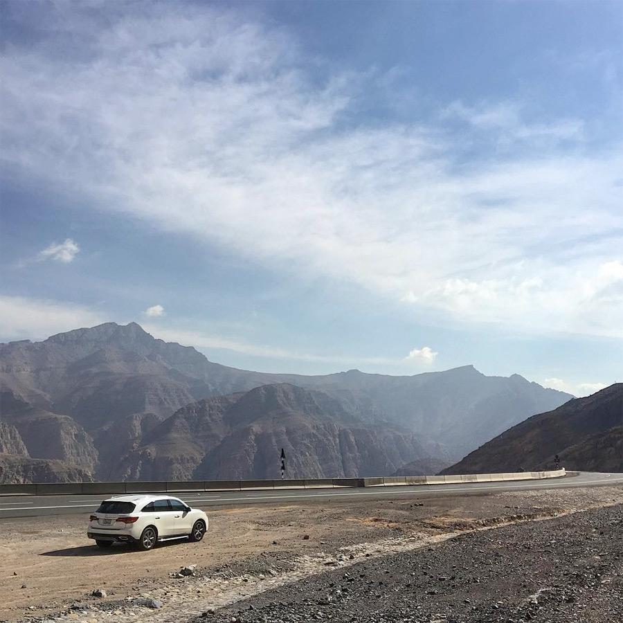 Jabal Jais, UAE. Photo By Fahad Alshaya.
