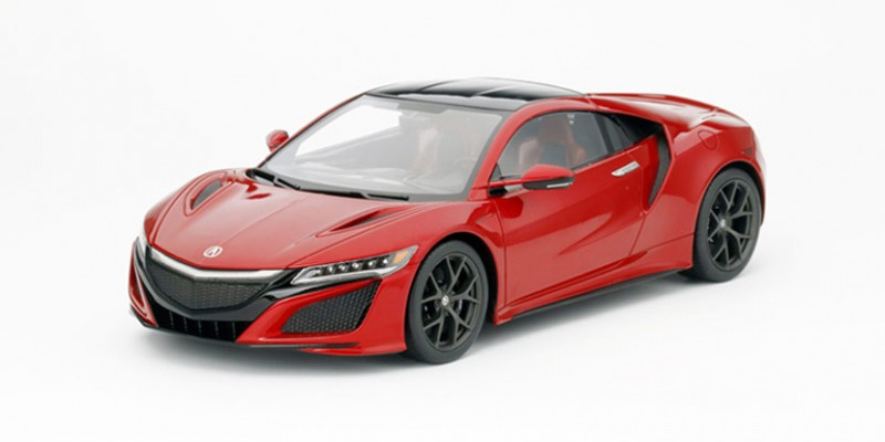 1/18 Scale 2017 Acura NSX by TopSpeed Model