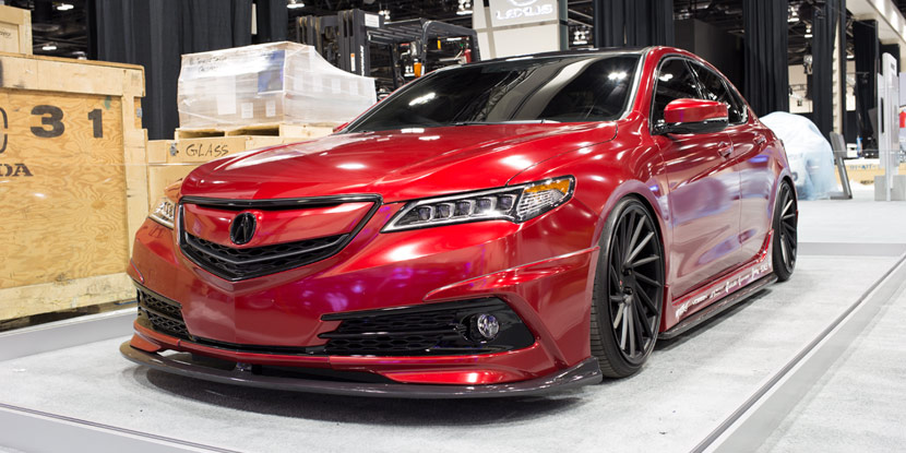 Acura Canada S Tuner Tlx Connected 2016