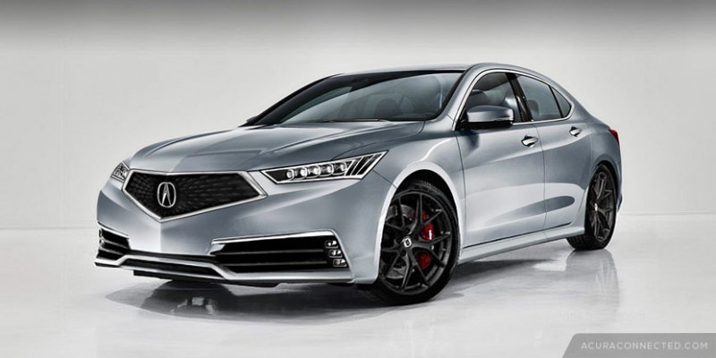 MMC 2018 Acura TLX