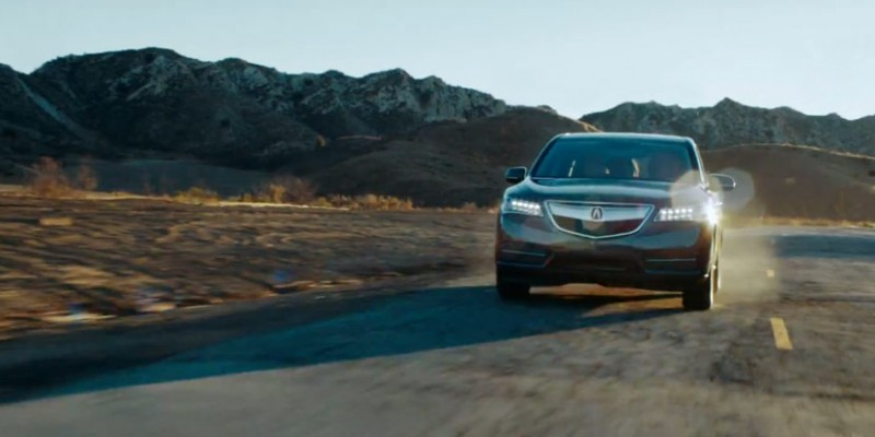 Acura Point of View Trucks Commercial