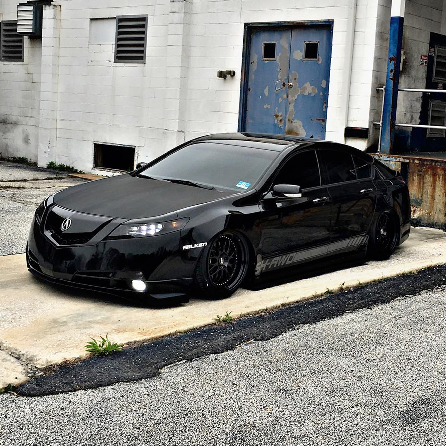 Image for Black Acura
