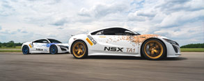 Acura NSX to Compete at 2016 Pikes Peak International Hill Climb