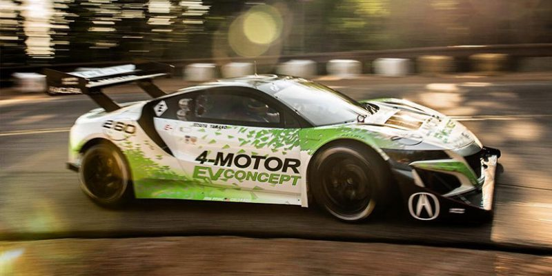 Snapshots: Acura at the 2016 Pikes Peak International Hill Climb