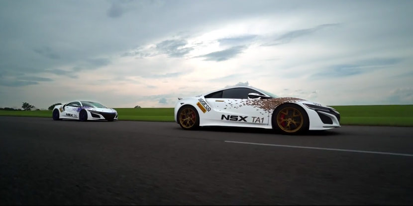 Video: Acura NSX 2016 Pikes Peak International Hill Climb Teaser