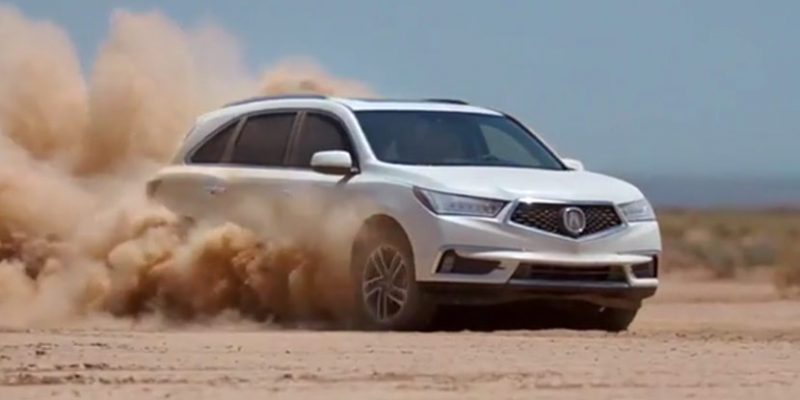 "2017 Acura MDX ""Performance Like Wow"" Commercial"