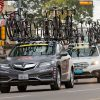 Rally Cycling 2016 Acura RDX at the Tour of Alberta