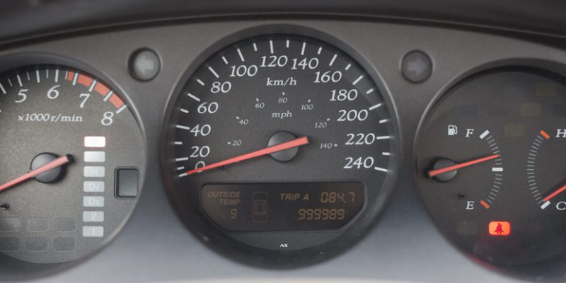 2001 Acura TL Nears One Million Kilometres